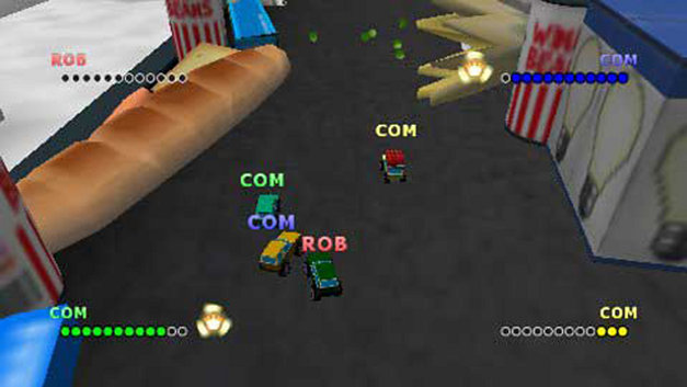 Micro Machines V4 Screenshot 7