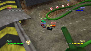 Micro Machines V4 Screenshot 9