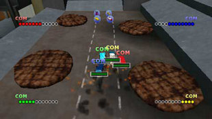 Micro Machines V4 Screenshot 11