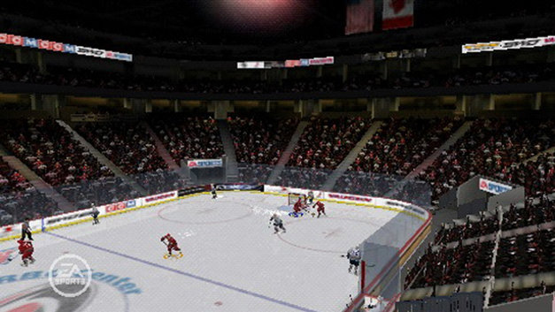 NHL® 07 Screenshot 1