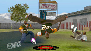 NFL Street 3 Screenshot 2