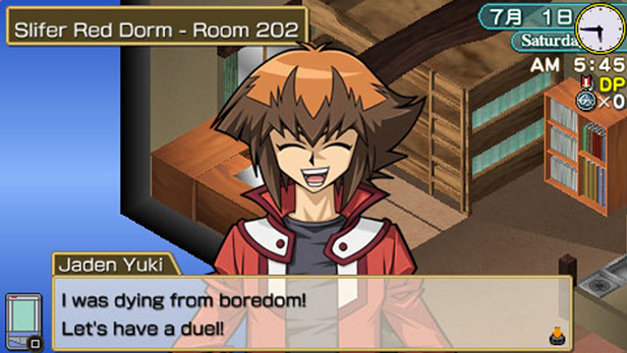 Yu-Gi-Oh! GX Tag Force Screenshot 10