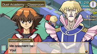 Yu-Gi-Oh! GX Tag Force Screenshot 12