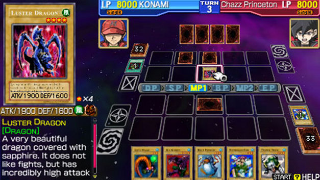 Yu-Gi-Oh! GX Tag Force Screenshot 13