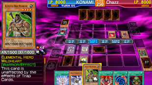 Yu-Gi-Oh! GX Tag Force Screenshot 14