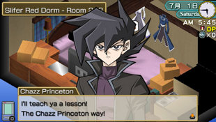 Yu-Gi-Oh! GX Tag Force Screenshot 9