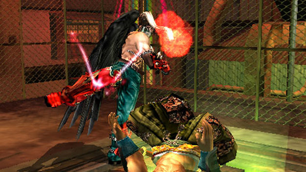 Tekken®: Dark Resurrection Screenshot 10