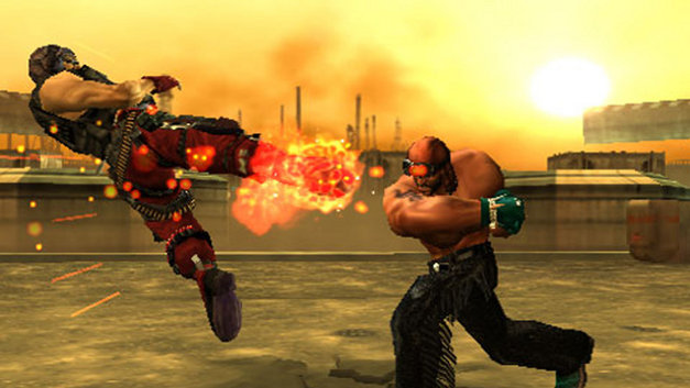 Tekken®: Dark Resurrection Screenshot 7