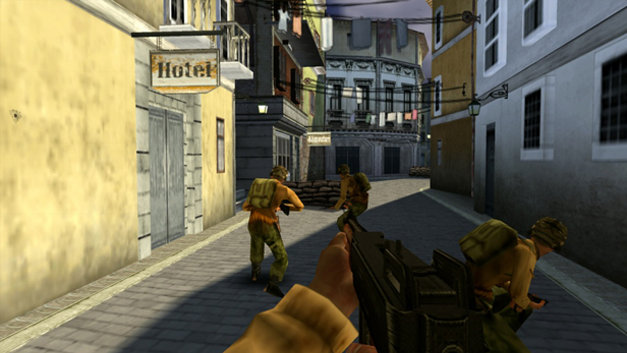 Medal of Honor Heroes Screenshot 10