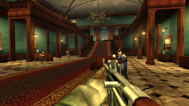 Medal of Honor Heroes Screenshot 1