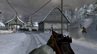 Medal of Honor Heroes Screenshot 2