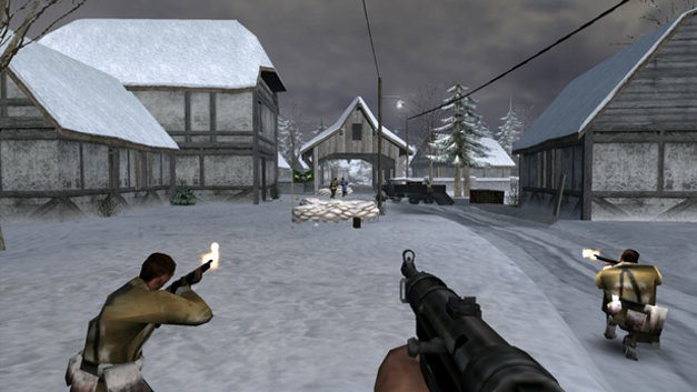 Medal of Honor Heroes Screenshot 7