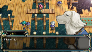 The Legend of Heroes III: Song of the Ocean Screenshot 3