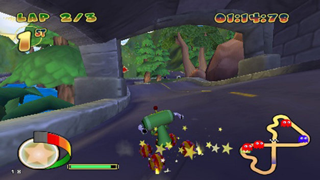 Pac-Man World Rally Screenshot 1