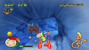 Pac-Man World Rally Screenshot 3