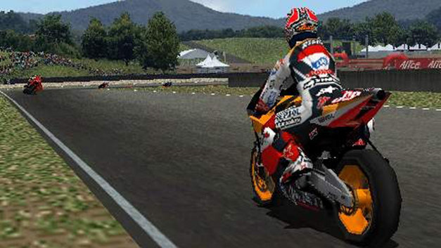 MotoGP Screenshot 4
