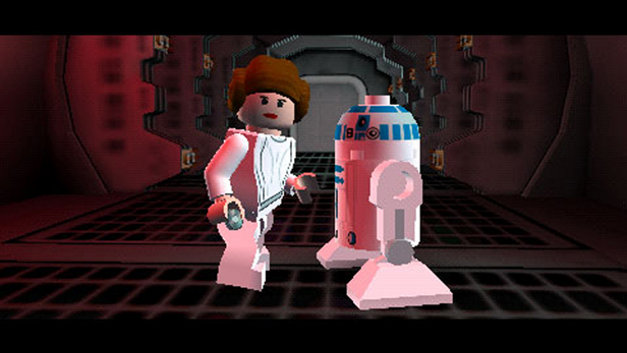 LEGOR Star Wars II The Original Trilogy Screenshot 1