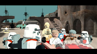 LEGO® Star Wars II: The Original Trilogy Screenshot 5