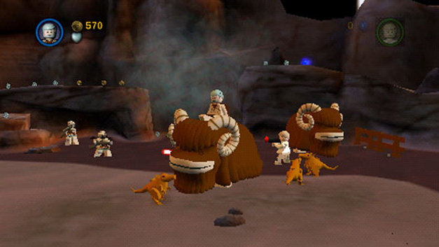 LEGO® Star Wars II: The Original Trilogy Screenshot 7