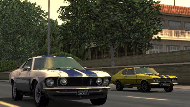 Ford Street Racing Screenshot 7
