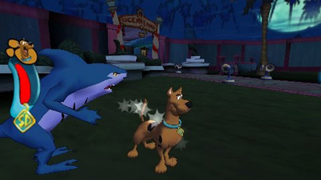 Scooby Doo! Who's Watching Who? Screenshot 1