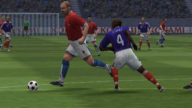 Winning Eleven: Pro Evolution Soccer 2007 Screenshot 1