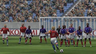 Winning Eleven: Pro Evolution Soccer 2007 Screenshot 2