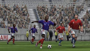 Winning Eleven: Pro Evolution Soccer 2007 Screenshot 3