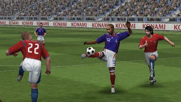 Winning Eleven: Pro Evolution Soccer 2007 Screenshot 4