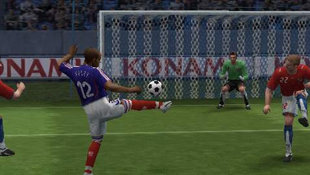 Winning Eleven: Pro Evolution Soccer 2007 Screenshot 5