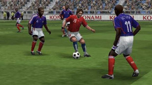 Winning Eleven: Pro Evolution Soccer 2007 Screenshot 6