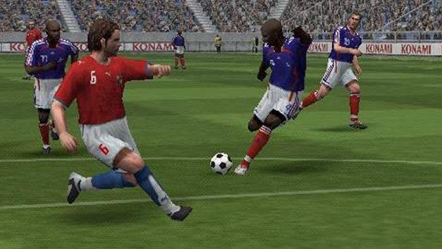 Winning Eleven: Pro Evolution Soccer 2007 Game | PSP