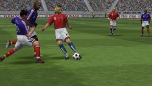 Winning Eleven: Pro Evolution Soccer 2007 Screenshot 8