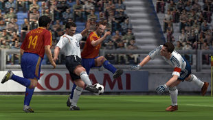 Winning Eleven: Pro Evolution Soccer 2007 Screenshot 9