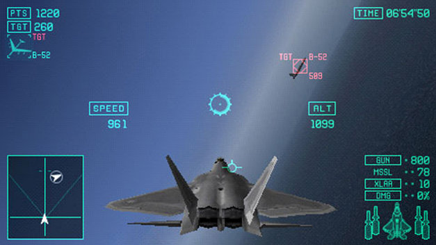Ace Combat® X: Skies of Deception Screenshot 10