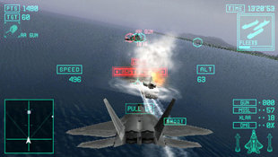 Ace Combat® X: Skies of Deception Screenshot 12