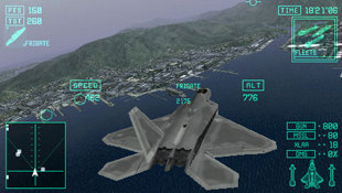 Ace Combat® X: Skies of Deception Screenshot 2
