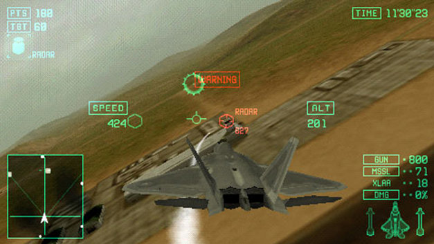 Ace Combat® X: Skies of Deception Screenshot 4