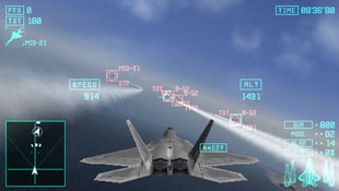 Ace Combat® X: Skies of Deception Screenshot 5