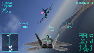 Ace Combat® X: Skies of Deception Screenshot 8