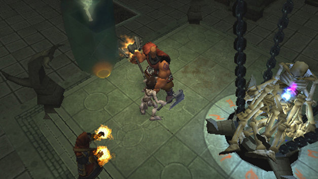 Dungeon Siege: Throne of Agony Screenshot 1