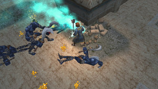 Dungeon Siege: Throne of Agony Screenshot 5