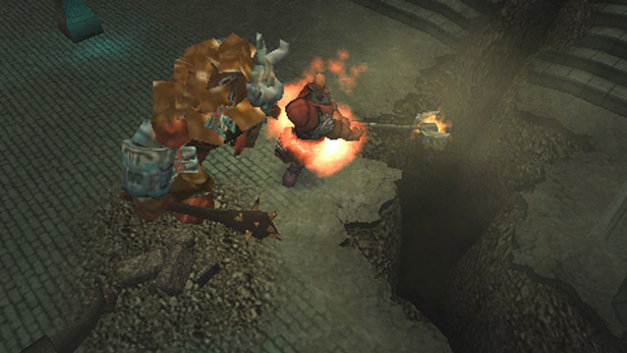 Dungeon Siege: Throne of Agony Screenshot 4