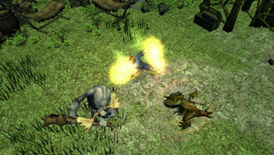 Dungeon Siege: Throne of Agony Screenshot 6
