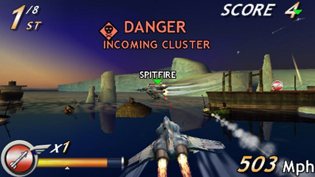 M.A.C.H. Modified Air Combat Heroes Screenshot 4