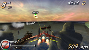 M.A.C.H. Modified Air Combat Heroes Screenshot 5
