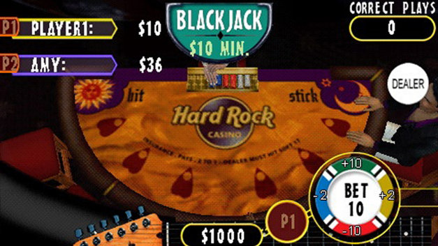 The Best PS4 Casino Games