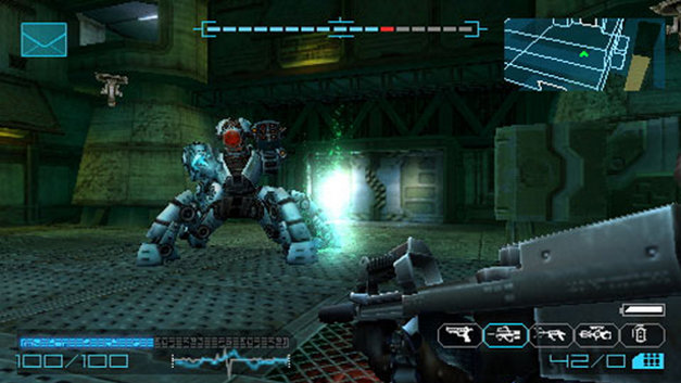 Coded Arms: Contagion Screenshot 1