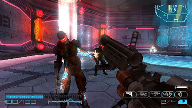 Coded Arms: Contagion Screenshot 7