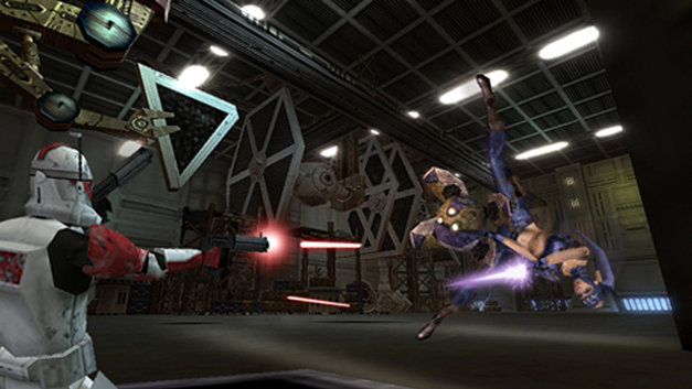 Star Wars: Lethal Alliance Screenshot 1